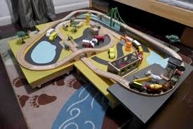 Amazing Train Table With Storage Ikea Pictures Design Ideas