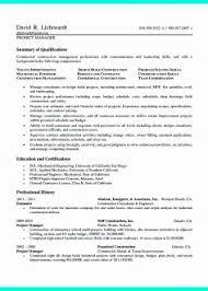 Best Sample Resume Property Management Position Assistant Property