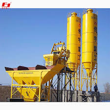 Construction Safety Mixing Equipment Of Concrete Mixing Plant ...