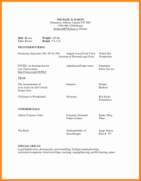 Script For Video Resume Sample Sample Of Video Resume Script Elegant Video Resume Sample Sample 9