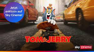Tom & Jerry | Exklusiv auf Sky Cinema ansehen | HD/UHD