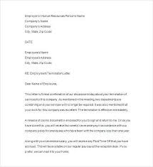 Layoff Letter To Employee Sample Elim Carpentersdaughter Co