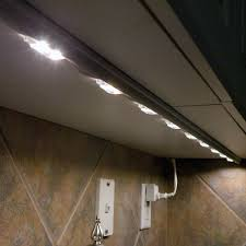Under Cabinet LED Lighting using LED Modules DIY LED Projects ...
