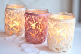 Decorated Candle Jars Creative Handmade Candle Decorations 57