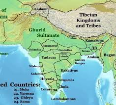 how did the map of india change from 1 ad to the 21st century? quora India Map Before 1600 1400 ce delhi sultanates & vijayanagara north and south would be quite divided in this age the afghans of the north would consolidate under the delhi india map before 1600