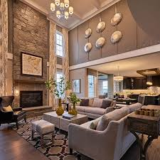 It's Model Home Monday And We're Loving This Look At Liseter Farms Inspiration Interior Decorating Designs Model