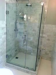 how to install shower door sweep