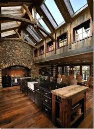 barns turned into homes the kitchen in the picture below looks modern and  rustic at the . barns turned into homes ...