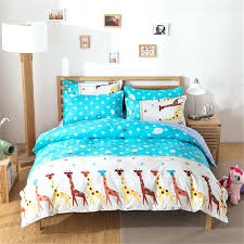 giraffe bed set simple detail ideas rooms to go kids bedding giraffe bedding cute sky blue font bedding set giraffe bed set double