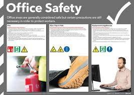 Poster The Office Office Health Safety Information Poster Safetyshop