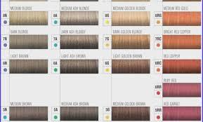 Aveda Hair Color Chart Swatch Guide Lajoshrich Com