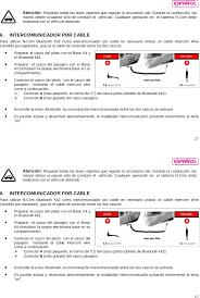 ncom2 nolan bluetooth headset ncom2 user manual stilo srl Aiphone Intercom Wiring-Diagram at Stilo Intercom Wiring Diagram