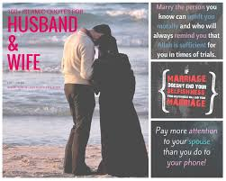 40 Islamic Marriage Quotes For Husband And Wife Adorable Quotes About Husband Wife