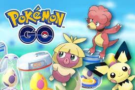 Pokemon Go Egg Chart December 2018 Gaming