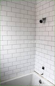 3x6 white subway tile new white matte beveled subway tiles 7 5 15cm 3x6quot matte wall of 3x6 white subway tile