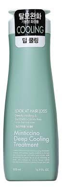<b>Кондиционер для волос Look</b> At Hair Loss Minticcino Deep ...