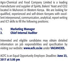 agro chemical food company job vacancies jobspot  2017 agro chemical food company job vacancies
