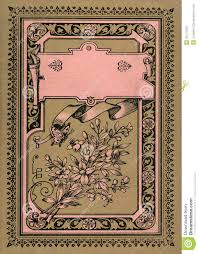 old book cover template antique vintage diary journal book cover stock photo image 34173020