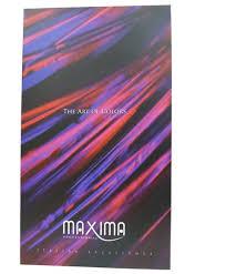 Vitalfarco Maxima Maxima The Art Of Colors Color Chart
