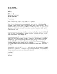 Character Letter Samples Template New Image Result For Character Letters For Court Templates Inspiration