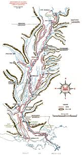 Army Corps Of Engineers Lower Mississippi River Navigation Charts Lower Mississippi River Wikiwand