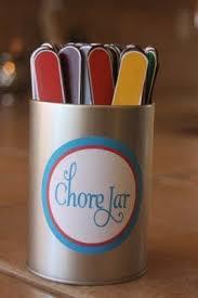 Random Chore Job Generator Chore Jar Chores For Kids