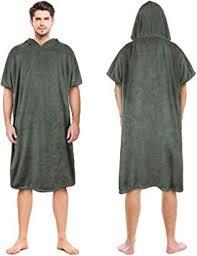 Catalonia Hooded Surf Towel Poncho,Super Water ... - Amazon.com