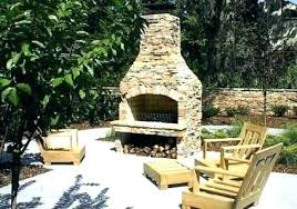 outside stone fireplace outside stone fireplaces outside stone fireplaces outdoor fireplace kit from stone age manufacturing outside stone fireplace