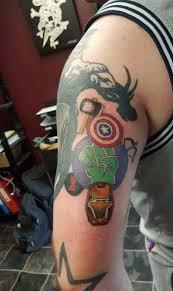 странные и неудачные татуировки 27 фото чёрт побери