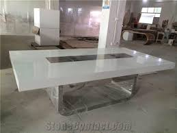 yellow office worktop marble office furniture corian. customized manmade stone office meeting tablesoffice furniture yellow worktop marble corian r