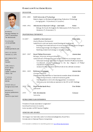 Resume Format Pdf Free Download Exceptional Latest Resume Format Forers Mechanical Engineers Free 9