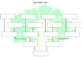 Family Story Book Template Life Book Template