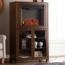 jaeger storage tower electric fireplace