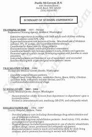 Chemotherapy Nurse Sample Resume Unique Resume For Registered Nurse In Australia Inspirational Resume