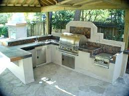 diy outdoor kitchen kit grill island adorable outdoor kitchen island of stucco finish islands kitchens gallery diy outdoor kitchen