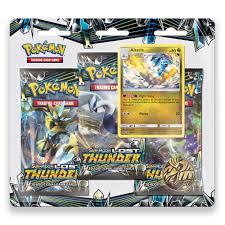 Buy Pokemon TCG: Sun & Moon - Lost Thunder, Blister Pack Containing 3  Booster Packs and Featuring a Foil Promo Altaria Online at Low Prices in  India - Amazon.in