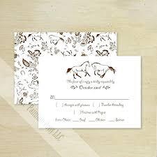 Rsvp Card Sizes Wedding Invitation Rsvp Cards Developmentbox
