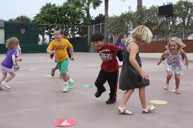 the importance of early childhood activity