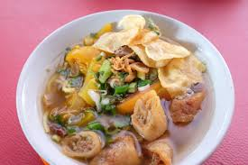 Kriuk Risol Soto Mie Mang Ohim (Bogor) – my eat and travel story