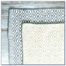gray wool sisal rug diamond black and white dining room rugs home decorating ideas