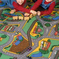... Carpets For Kids Classroom Seating Rugs Collection Roads Design: Luxury  Carpets For Kids ...