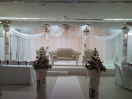 Curtains Wedding Decoration Outstanding Tulle Curtain Ideas For Wedding Reception