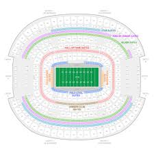 Big 12 Championship Seating Chart Big 12 Football Championship Game Suite Rentals At T Stadium