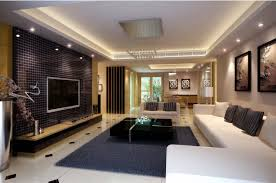 Modern Living Dining Room Modern Living Dining Room Fully Furnished And Decorated With Tv 3d