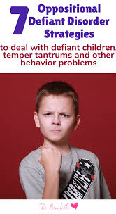 paing strategies to help with defiant toddler defiant children and kids with odd these