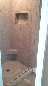 redi niche install tile niche tile ready shower pan spaces traditional with ceramic tile niche shower redi niche install tile