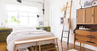 7 bedroom storage ideas that ll pick up your closet s slack mydomaine au