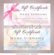 Gift Certificate Template Printable Gift Certificate Template Printable Gift Voucher Stock