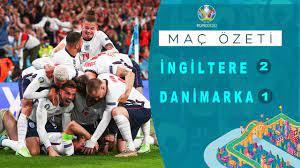 İngiltere 2-1 Danimarka | Maç Özeti - EURO 2020 (Yarı final) - YouTube