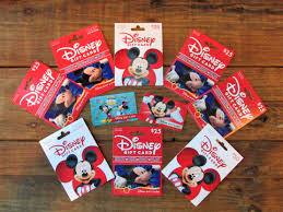my disney gift card photo 1